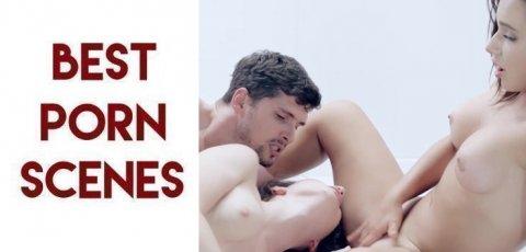 #LetsDoeIt performers star in one of the week's best porn scenes.