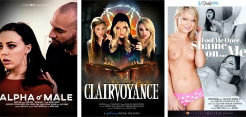 Charlotte Stokely and more star in star showcase porn.