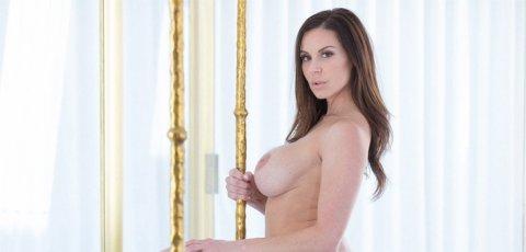 Pornstar Kendra Lust stars in Miss Tushy.