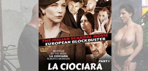 Mario Salieri directs La Ciociara.