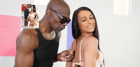 Khloe Kay and Sean Michaels star in Trans Confessions.