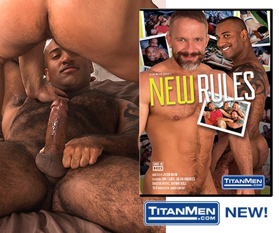Stream New Rules gay porn video.