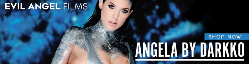 Buy Angela By Darkko from Evil Angel starring Angela White! - Shop Now!.