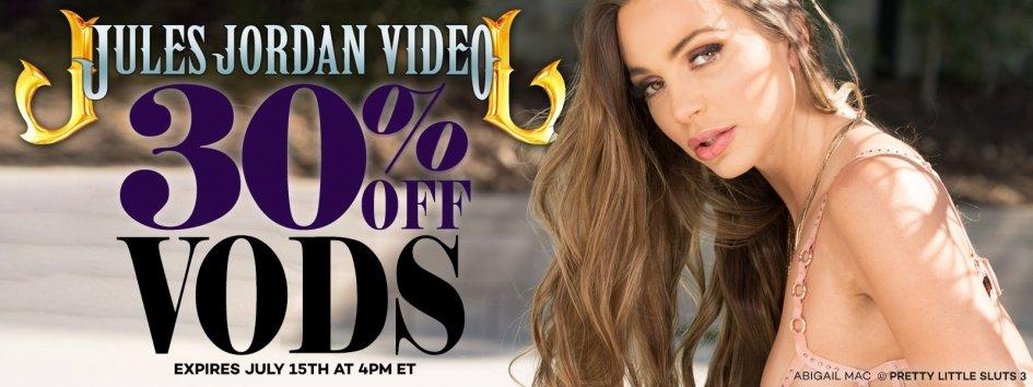 Buy Jules Jordan Video porn on sale.