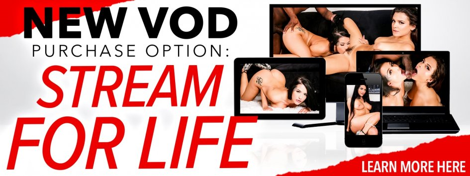 Stream porn videos for life at Adult Empire.