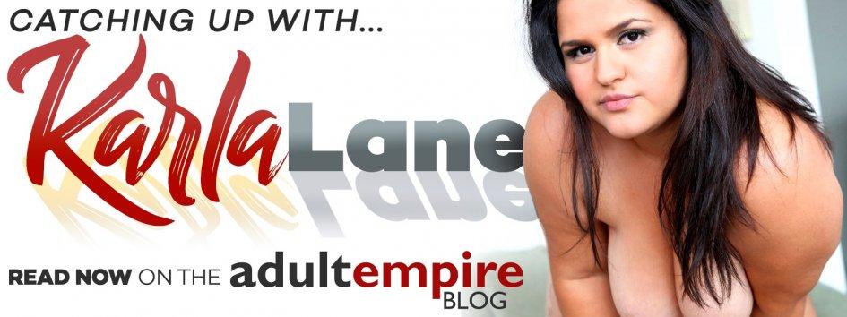 Adult Empire interviews Karla Lane.