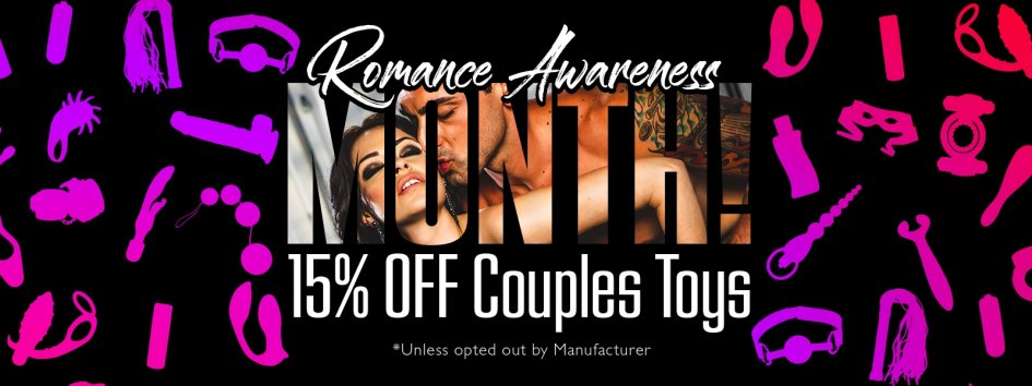 Shop the romance awareness sale.