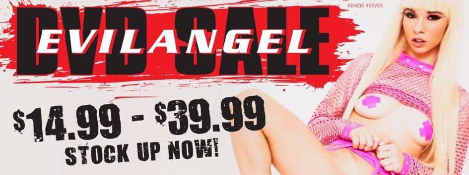 Buy Evil Angel sale DVDs.