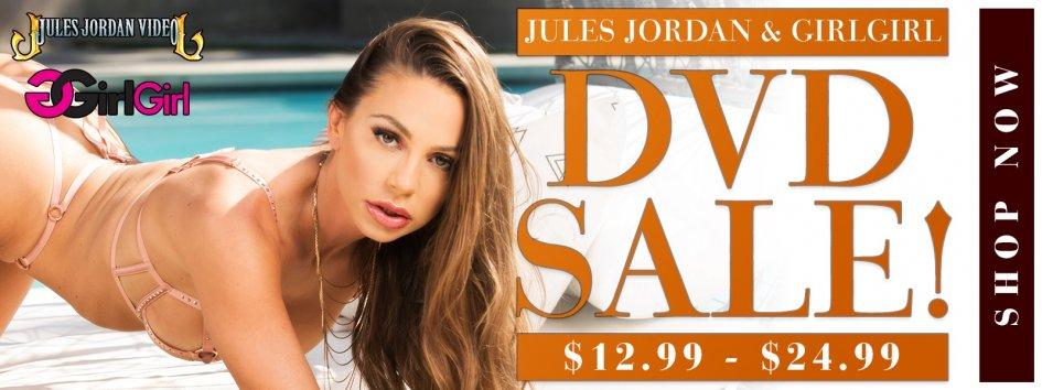 Shop Jules Jordan and GirlGirl sale DVDs.