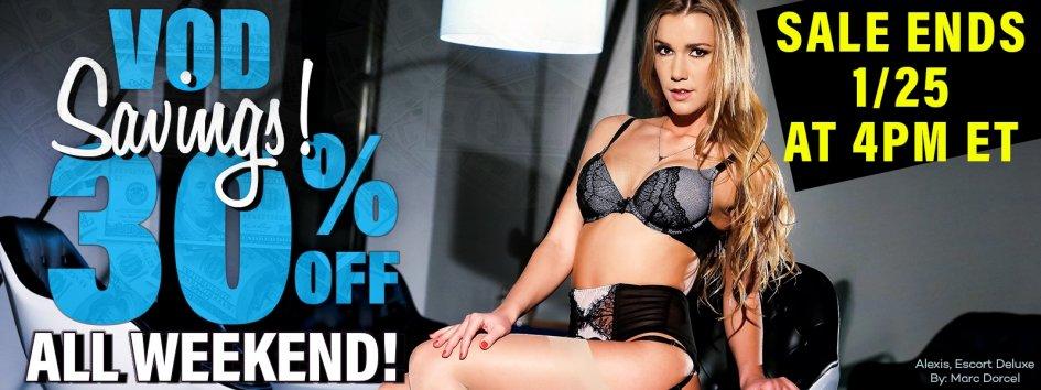 Shop 30% off porn videos.