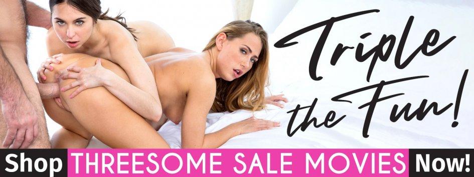 Watch threesome porn videos.