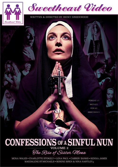 Confessions of a Sinful Nun Vol 2 DVD Image