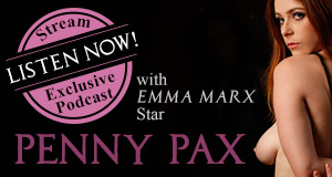 Penny Pax Podcast Image