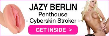 Jazy Berlin Cyberskin Stroker image.