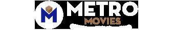 Metro Movies Store Logo