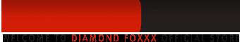 Diamond Foxxx Store Logo