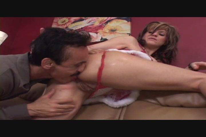 Massive dick in pussy