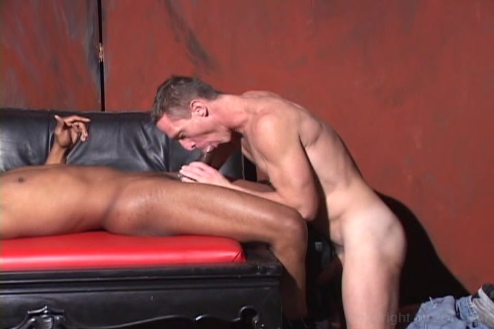 Hot Guys Fucking and Eating Hard from My Dad Loves Black Cock #3   @  TLAGay.com