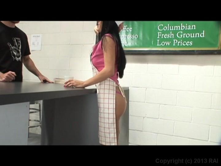 Sexy porno en short