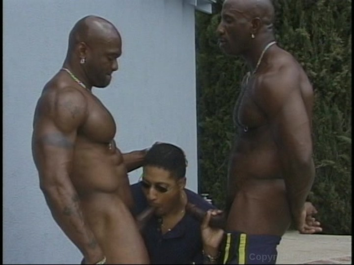 Hot black guys sex