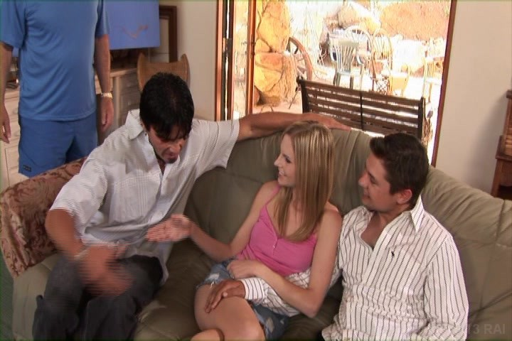 My wife with two men sex