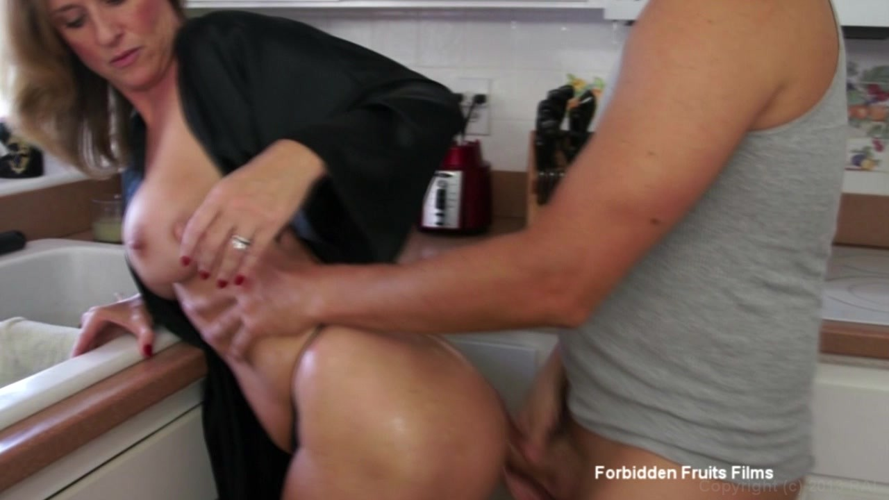 Blonde Milf Jodi West Fucks Her Stepson After Making Him Breakfast From Memoirs Of Bad Mommies  Forbidden Fruits Films Adult Empire Unlimited