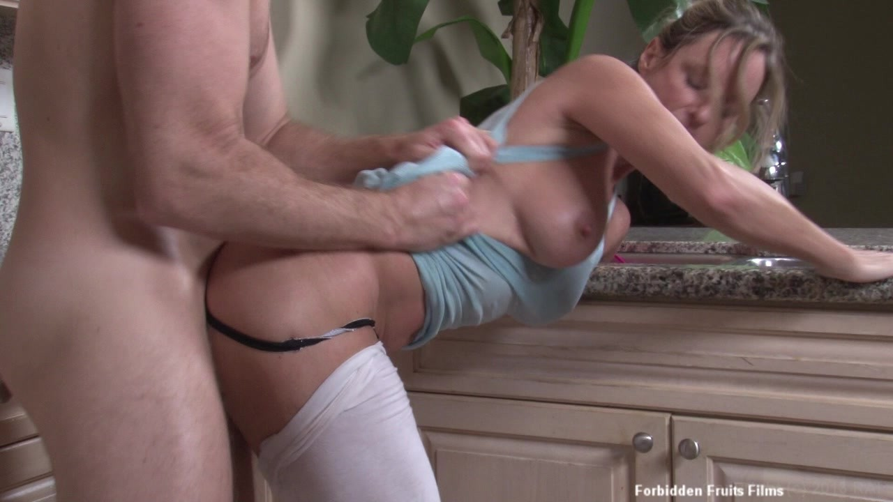 Sexy Milf Jodi West Fucks Her Stepson In The Kitchen While Noone Is Home From Mother Son Secrets  Forbidden Fruits Films Adult Empire Unlimited