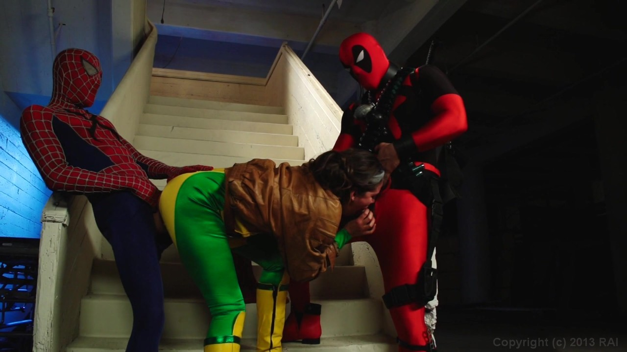 Showing porn images for deadpool rogue parody porn