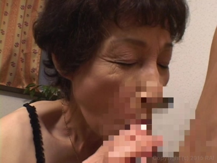 blowjobs granny Mature asian