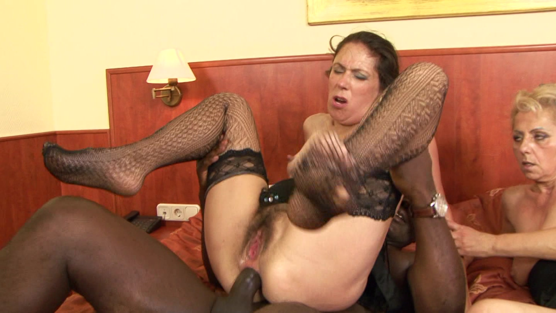 from Maximiliano granny and black dick