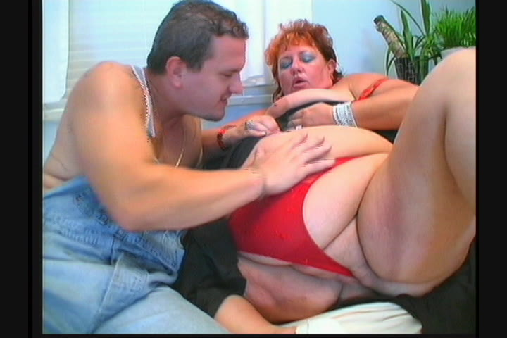 Horny redhead mom gets her pussy fucked by nasty son streaming at Kings of  Fetish