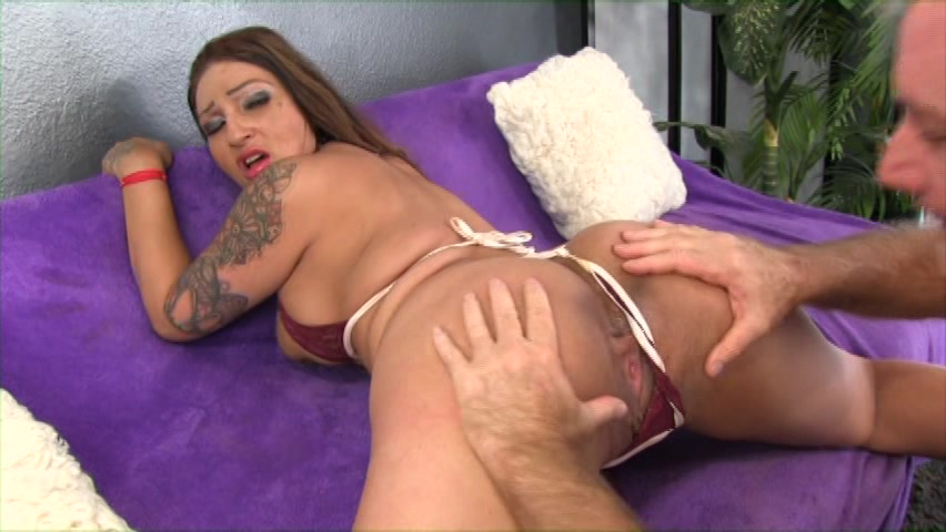 Nude reverse cowgirl sex
