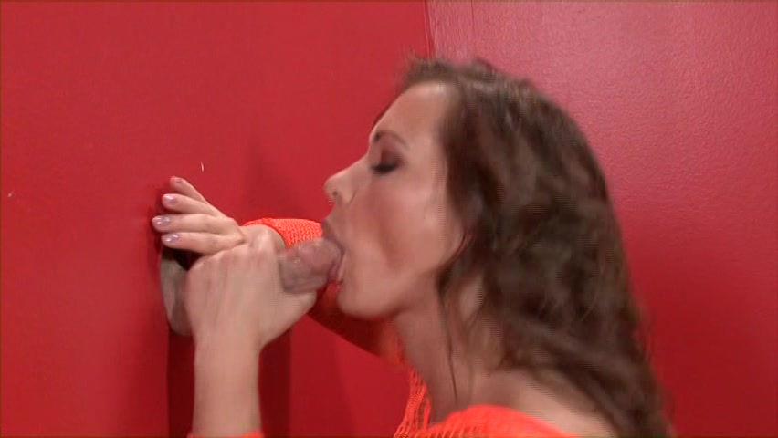 Oral queen cock sucking