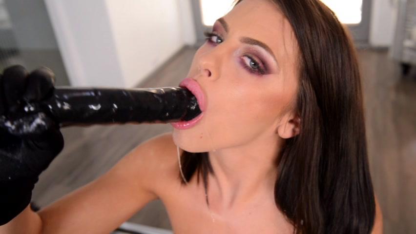 Adriana Chechik Cum Swallow
