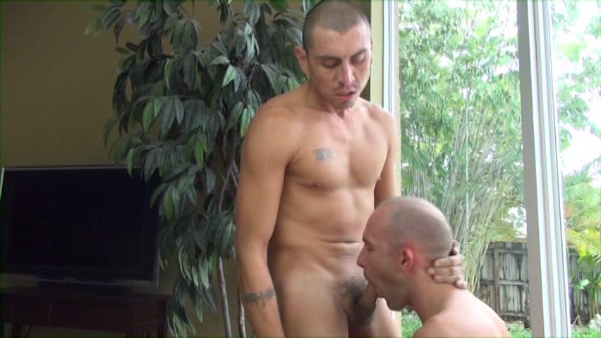 Bareback nut busters scene 3