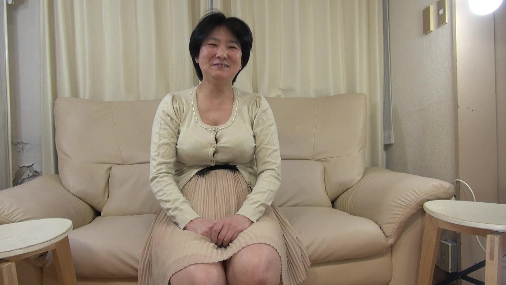 Japanese granny pussy