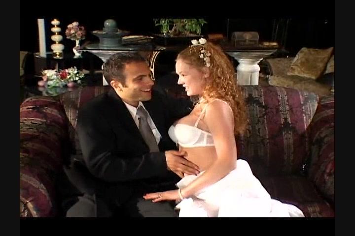 Anal blonde bride — 6