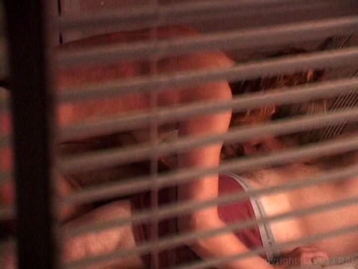 Voyeur Films Couple Fucking Through The Window From Filthy Voyeur