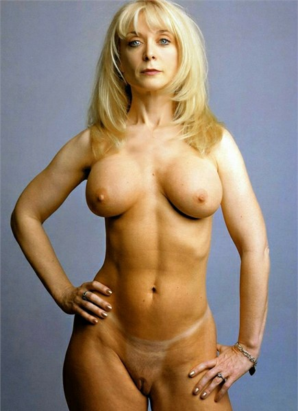 Nina Hartley Bodyshot