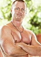Eric Masterson Bodyshot