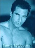 Scott Styles Bodyshot