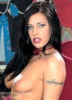 Claudia Ferrari Bodyshot