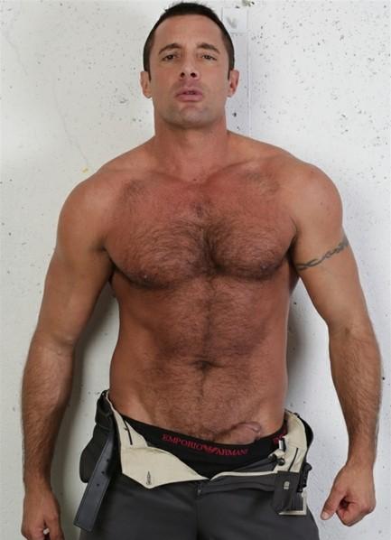 Nick Capra Bodyshot