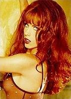 Melissa Hill Bodyshot