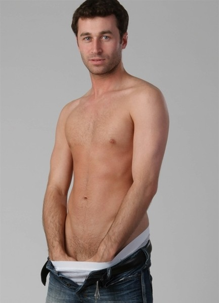 James Deen Bodyshot