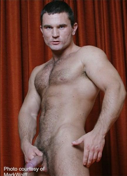 Rod Stevens Bodyshot
