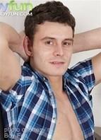 Aaron Brandt Headshot