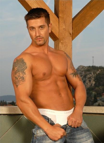 Claudio Antonelli Bodyshot