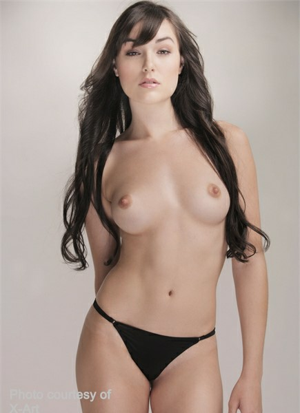Sasha Grey Bodyshot