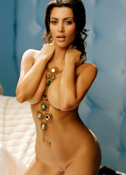 Kim Kardashian Bodyshot